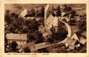 CPA Saint-Pierre-sur-L'Hate - L'Eglise (366490)