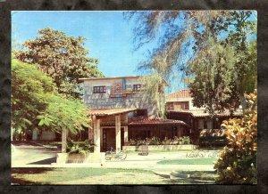 p837 - CUBA 1978 Hotel Kawama in Varadero. Sent to Canada