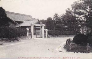 The Senshukaku Of Tokushima Park, Tokushima, Japan, 1900-1910s