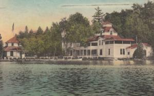 ELKHART LAKE, Wisconsin, 00-10s; Pavilion & Dining Hall, Hotel Camp Brostus