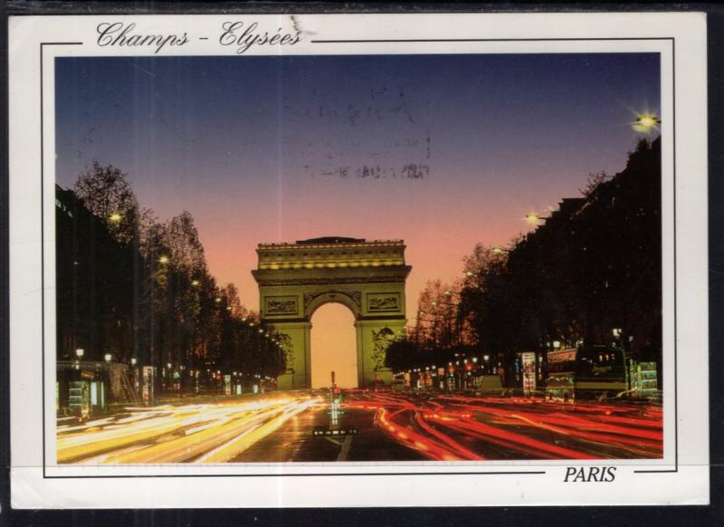Arc de Triomphe,Paris,France BIN