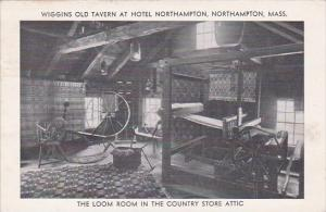 Massachusetts Northampton Wiggins Old Tavern At Hotel Northampton The Loom Ro...