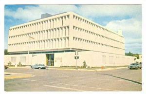 Federal Bldg & Post Office , Bismarck , North Dakota , 40-60s