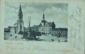 Czech Republic Pozdrav z Kladna 02.57