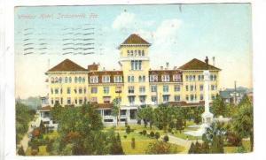 Windsor Hotel, Jacksonville, Florida, PU-1909
