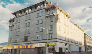 Plaza Motor Hotel, Kamloops, British Columbia, Canada, PU-1984