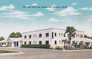 Florida Sarosota Hill Top Hotel And Apartments