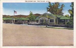 Ten Sleep Inn Ten Sleep Wyoming
