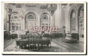 Vichy Postcard Old Casino The Game Room