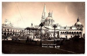 Guadalajara Plaza Catedral