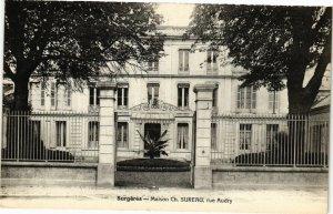 CPA Surgeres-Maison Ch. Sureau rue Audry (45522)