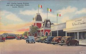 Corner Juarez Avenue & 16 September Street , JUAREZ , Mexico , 30-40s