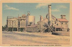 MALVERN , Arkansas, 1930-40s; National Lead Co.'s Plant