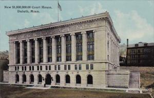 Minnesota Duluth New 1,000,000,00 Court House