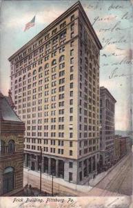 Pennsylvania Pittsburg Frick Building 1905