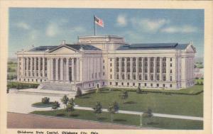 State Capitol Building Oklahoma City Oklahoma