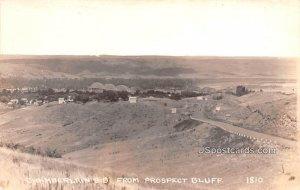 From Prospect Bluff - Chamberlain, South Dakota