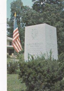 PADUCAH, Kentucky, 50-60s, Alben W. Barkley Memorial