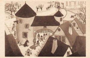 LP55 Chicago World's Fair Picturesque Belgium Postcard Sing Sing Prison