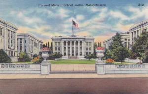 Harvard Medical School - Boston MA, Massachusetts Linen