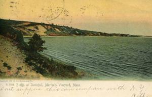 MA - Martha's Vineyard. Bluffs at Innisfail