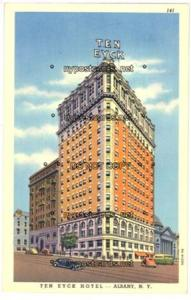 Ten Eyck Hotel, Albany NY