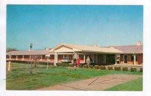 El Berta Motel & Restaurant, Wilmington, North Carolina, 1940-1960s