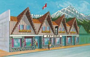 Astoria Motor Inn, Jasper National Park, JASPER, Alberta, Canada, 40-60´