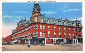 19561 VT  Brattleboro,  The Brooks Hotel