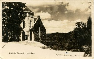 AR - Eureka Springs. Presbyterian Church.    RPPC