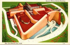 New York World's Fair 1939 The General Motors Exhibit Building