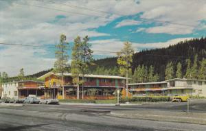 Mount Robson Motel , JASPER , Alberta , Canada , 50-60s