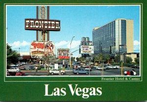 Nevada Las Vegas Frontier Hotel and Casino