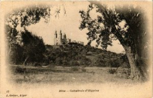 CPA AK Geiser 12; Bone- Cathédrale d'Hippone, ALGERIE (764036)