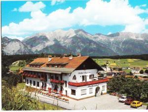 Austria, HOTEL-RESTAURANT MUTTERERHOF, Tirol, 1998 used Postcard