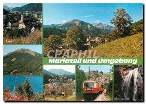 Modern Postcard Mariazell und Umgebung