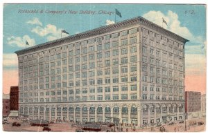 Chicago, Rothschild & Company's New Building