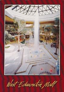 Canada West Edmonton Mall Over $50 Stores And Services In The Worlds Largest ...