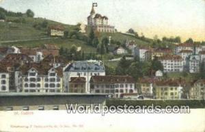 Scheffelstein Swizerland, Schweiz, Svizzera, Suisse St Gallen Scheffelstein S...