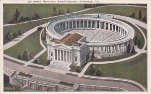 Arlington Memorial Amphitheatre Arington Virginia