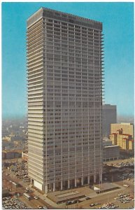 44 Stories Humble Oil Company Building Houston Texas