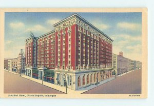 Linen HOTEL SCENE Grand Rapids Michigan MI AE1582