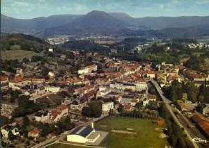 POSTAL 61123: Senones ·Vosges