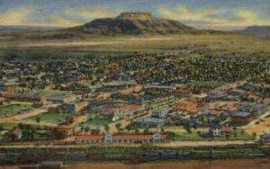 Tucumcari in Tucumcari, New Mexico