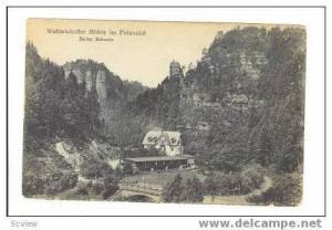 Waltersdorfer Muhl im Polenztal,Sachs(Schweiz),00s