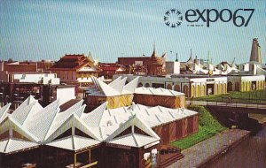 International Section On Ile Notre-Dame Expo67 Montreal Canada