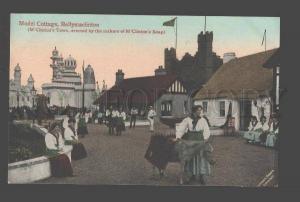 085356 UK Model Cottage Ballymaclinton McClinton Town erected