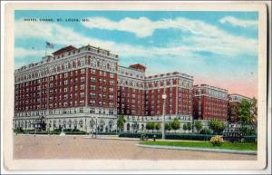 Hotel Chase, St Louis MO