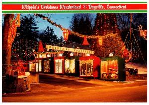 Connecticut , Dayville , Whipple's Christmas Wonderland ,     Entrance