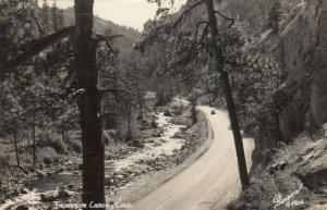 RP: THOMPSON CANON , Colorado , 1956 ; Sanborn R-1464